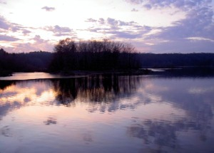 New Canaan Reservoir