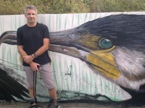 Street Art - Steve Tiller