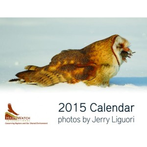 Hawk Watch International - 2015 Calendar