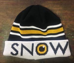 PRBY Apparel - Snowy Owl winter hat